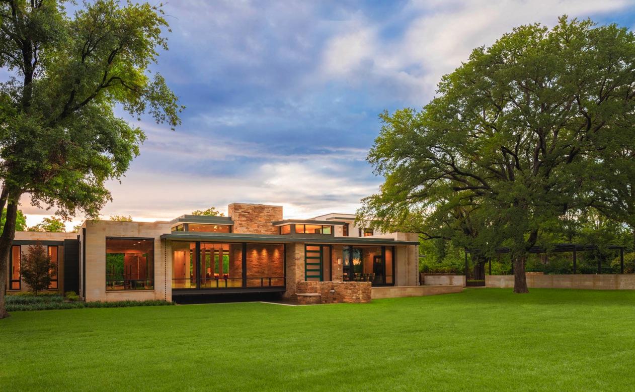 Sunnybrook Tatum Brown Custom Homes Dallas Texas